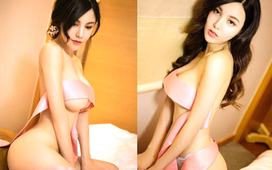 极品美女半裸照人体艺术